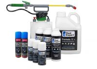 Carpet Beetle Treatment Kit for 3-4 Rooms